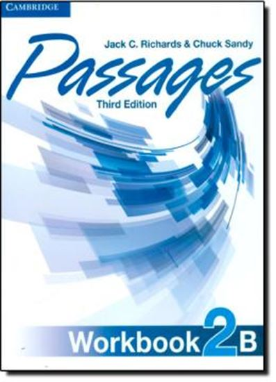 Picture of PASSAGES LEVEL 2 - WORKBOOK B - 3RD ED