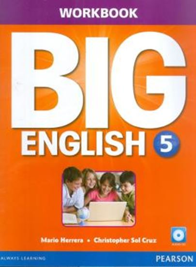 Picture of BIG ENGLISH 5 WORKBOOK WITH CD