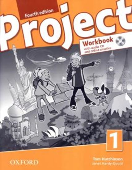 Picture of PROJECT 1 WORKBOOK WITH AUDIO CD AND ONLINE PRACTICE PACK - 4TH ED