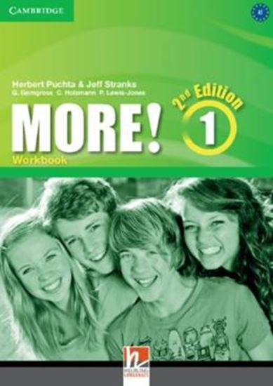 Picture of MORE! LEVEL 1 - WORKBOOK - 2ND ED