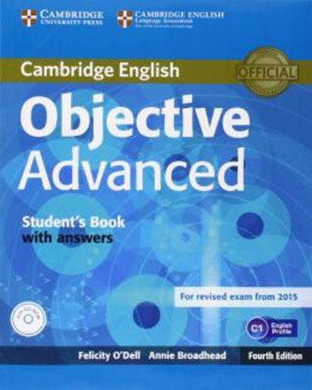 Picture of OBJECTIVE ADVANCED SB WITH ANSWERS & CD-ROM - 4TH ED