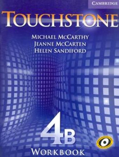 Picture of TOUCHSTONE WORKBOOK 4B - 1ST ED