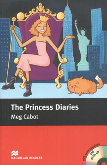 Picture of PRINCESS DIARIES 1, THE WITH CD - MACMILLAN READERS ELEMENTARY