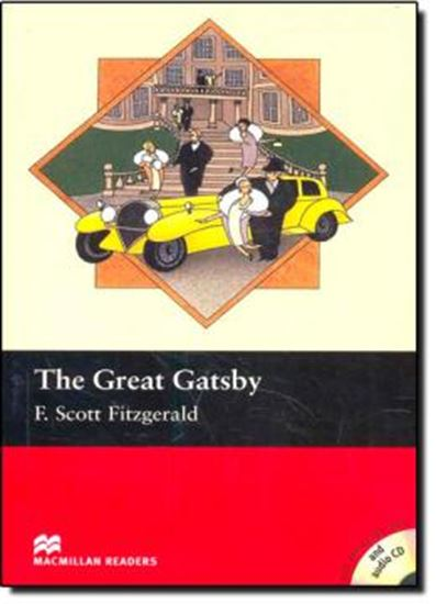 Picture of THE GREAT GATSBY WITH CD (2)  INTERMEDIATE