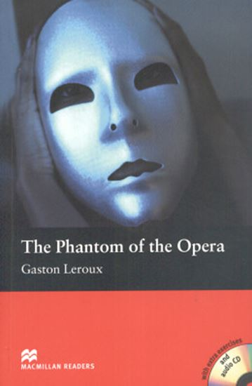 Picture of THE PHANTOM OF THE OPERA WITH CD (1)  BEGINNER
