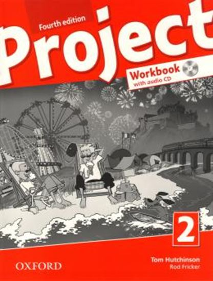 Picture of PROJECT 2 WORKBOOK WITH AUDIO CD AND ONLINE PRACTICE PACK - 4TH ED