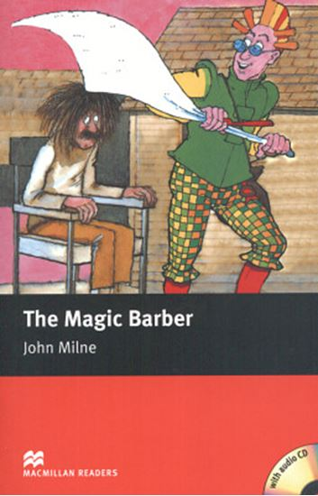 Picture of THE MAGIC BARBER  WITH CD - STARTER