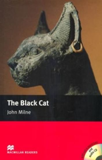 Picture of THE BLACK CAT  WITH CD (1)  ELEMENTARY