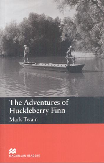 Picture of THE ADVENTURES OF HUCKLEBERRY FINN  - BEGINNER