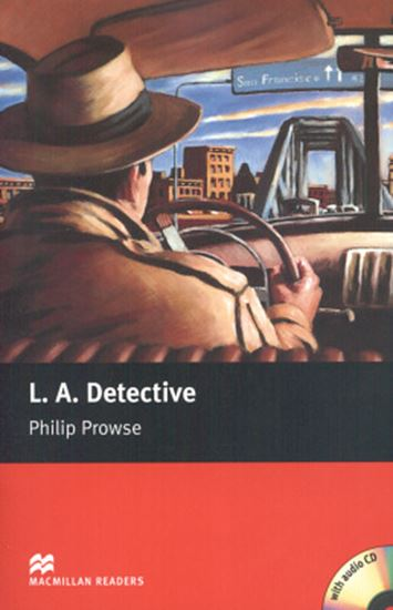 Picture of L.A. DETECTIVE WITH CD (1) - STARTER
