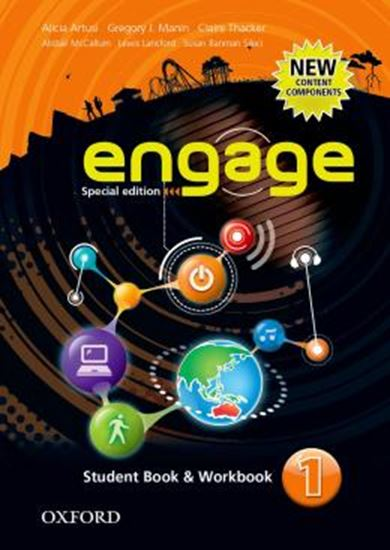Picture of ENGAGE 1 STUDENT PACK SPECIAL EDITION