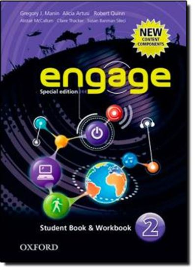 Picture of ENGAGE 2 STUDENT PACK SPECIAL EDITION