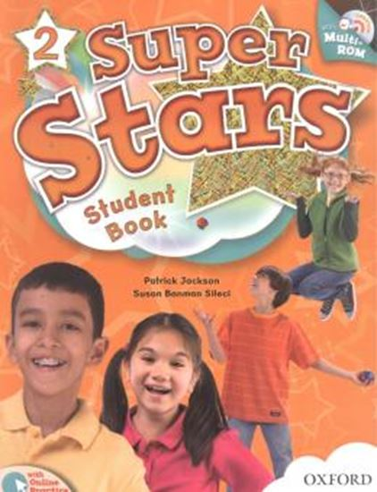 Picture of SUPER STARS 2 STUDENTS BOOK WITH MULTIROM PACK