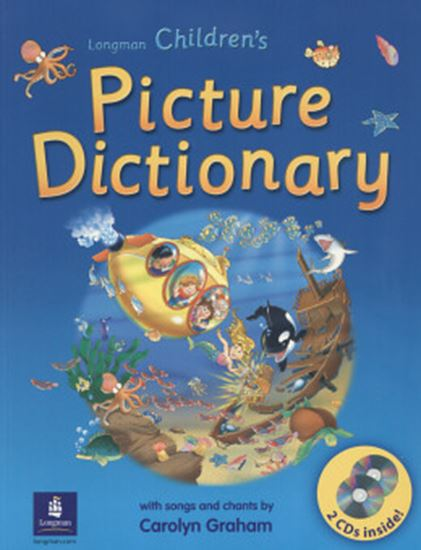 Picture of LONGMAN CHILDREN´S PICTURE DICTIONARY WITH CD (2)