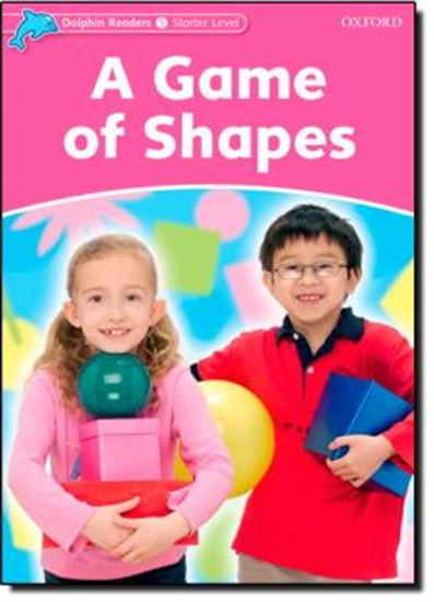 Picture of GAME OF SHAPES, A - DOLPHIN READERS STARTER LEVEL