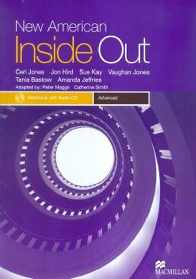 Picture of NEW AMERICAN INSIDE OUT ADVANCED WORKBOOK WITH AUDIO CD (W/KEY)