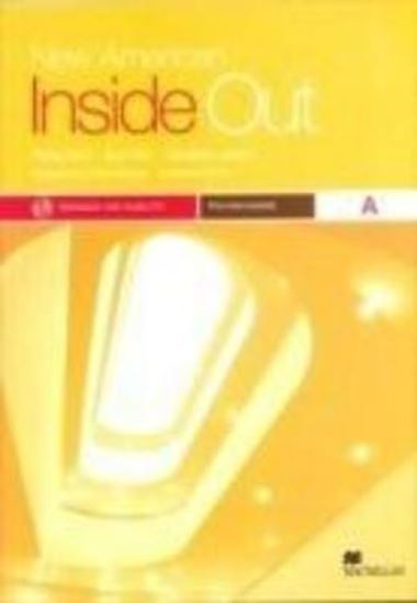 Picture of NEW AMERICAN INSIDE OUT PRE-INTERMEDIATE WORKBOOK A WITH AUDIO CD (W/KEY)