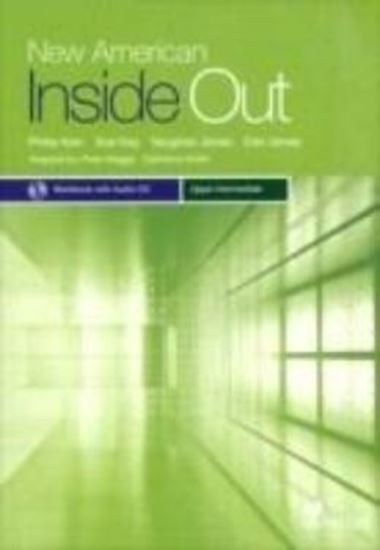 Picture of NEW AMERICAN INSIDE OUT UPPER-INTERMEDIATE WORKBOOK WITH AUDIO CD (WKEY)