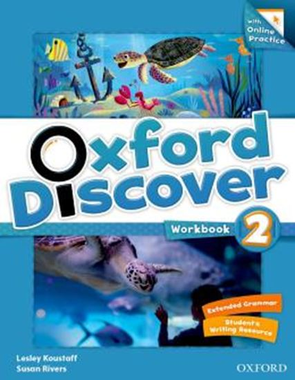 Picture of OXFORD DISCOVER 2 WB WITH ONLINE PRACTICE