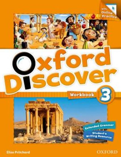 Picture of OXFORD DISCOVER 3 WORKBOOK WITH ONLINE PRACTICE