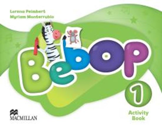 Picture of BEBOP 1 ACTIVITY BOOK