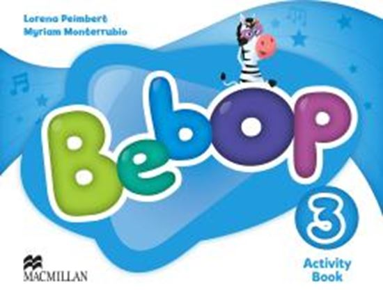Picture of BEBOP 3 ACTIVITY BOOK