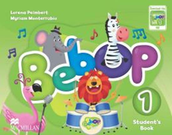 Picture of BEBOP 1 STUDENTS BOOK PACK