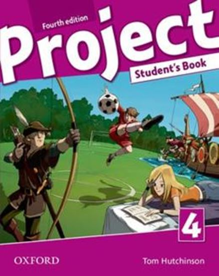 Picture of PROJECT 4 STUDENTS BOOK - 4TH ED