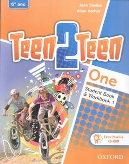 Picture of TEEN2TEEN 1 STUDENTS BOOK PACK