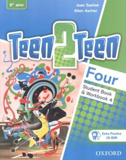 Picture of TEEN2TEEN 4 STUDENTS BOOK PACK