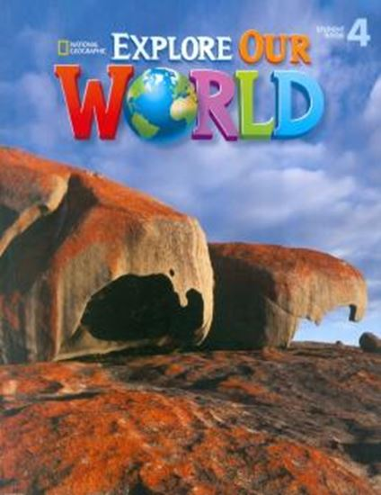 Picture of EXPLORER OUR WORLD 4 STUDENTS BOOK