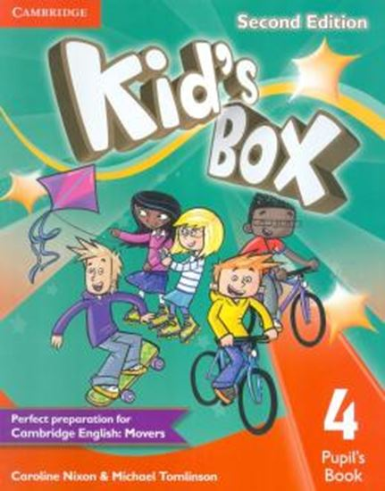 Picture of KIDS BOX 4 PUPILS BOOK - 2ND ED - BRITISH
