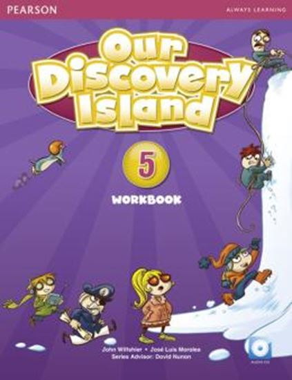 Picture of OUR DISCOVERY ISLAND 5 AMERICAN EDITION WORKBOOK WITH AUDIO CD PACK