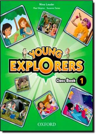 Picture of YOUNG EXPLORERS 1 CLASS BOOK