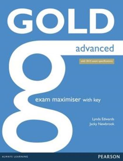 Picture of GOLD ADVANCED EXAM MAXIMISER WITH ONLINE AUDIO (WITH KEY)