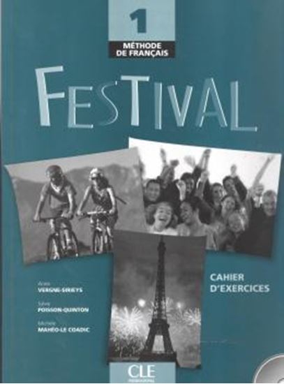Picture of FESTIVAL 1 CAHIER D´EXERCICES - CD AUDIO 1
