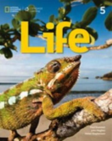 Picture of LIFE 5 SB WITH CD-ROM - AMERICAN