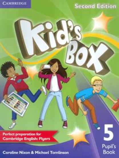 Picture of KIDS BOX 5 PUPILS BOOK - 2ND ED