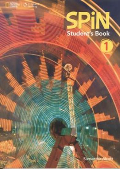 Picture of SPIN 1 STUDENTS BOOK