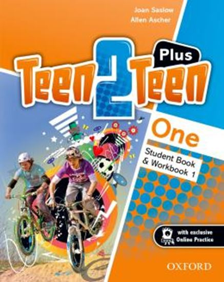 Picture of TEEN2TEEN 1 STUDENTS BOOK & WORKBOOK PLUS PACK