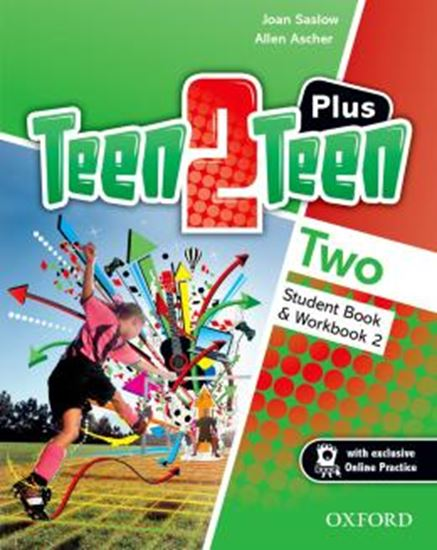 Picture of TEEN2TEEN 2 STUDENTS BOOK & WORKBOOK PLUS PACK