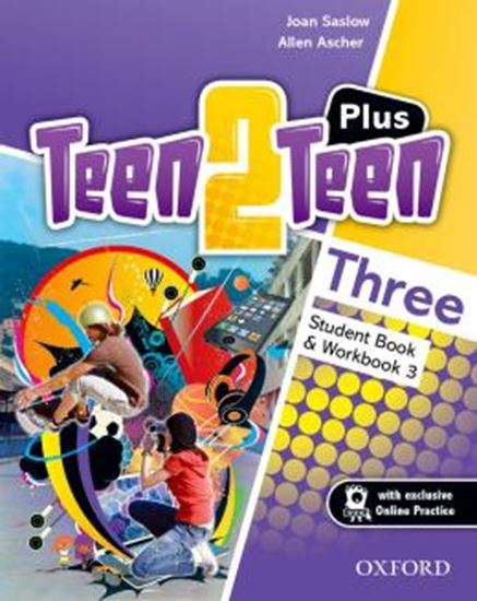 Picture of TEEN2TEEN 3 STUDENTS BOOK & WORKBOOK PLUS PACK