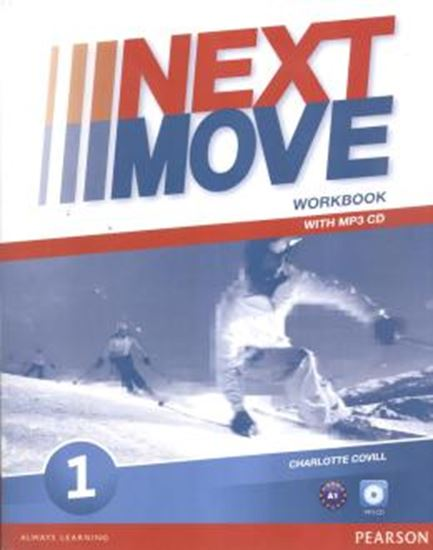 Picture of NEXT MOVE 1 WB - WITH MP3 CD