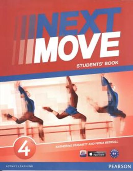 Picture of NEXT MOVE 4 STUDENTS BOOK