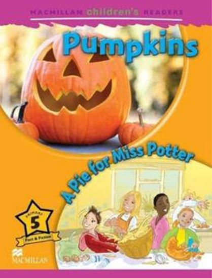 Picture of PUMPKINS - A PIE FOR MISS POTTER