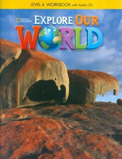 Picture of EXPLORE OUR WORLD 4 WORKBOOK WITH AUDIO CD