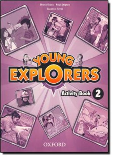 Picture of YOUNG EXPLORERS 2 ACTIVITY BOOK