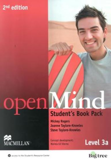 Picture of OPEN MIND 3A SB PACK WITH WEBCODE AND DVD - 2ND ED