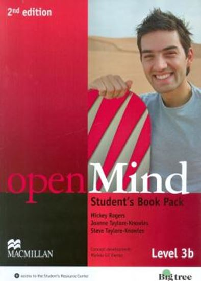 Picture of OPEN MIND 2ND EDIT.STUDENT´S BOOK WITH WEBCODE & DVD-3B