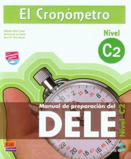 Picture of CRONOMETRO, EL - MANUAL DE PREPARACION DEL DELE C2 + CD
